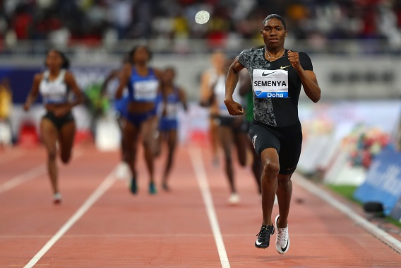 Caster Semenya to contest 3,000-metres at Prefontaine Classic
