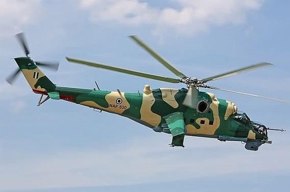 NAF neutralises insurgents at Tumbun Hamma in Borno