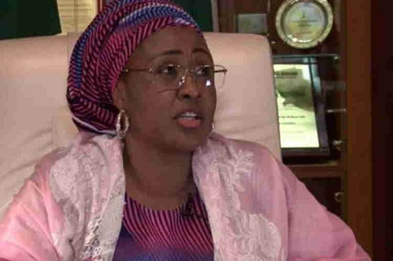 Aisha Buhari accuses Daura, Shehu of allegedly usurping presidential powers