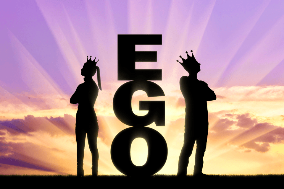 Ego is your enemy, how to get rid of it?