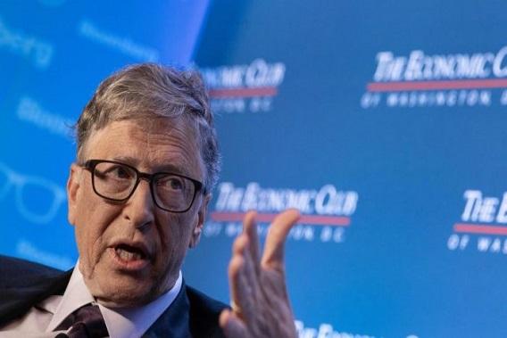 Bill Gates is now leading target for coronavirus falsehoods – report