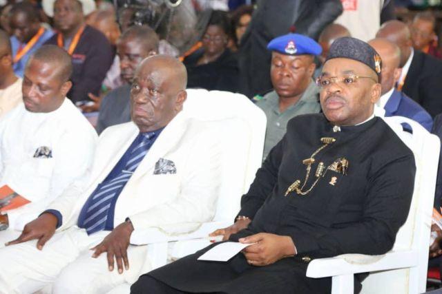 Ekeh hails Udom Emmanuel