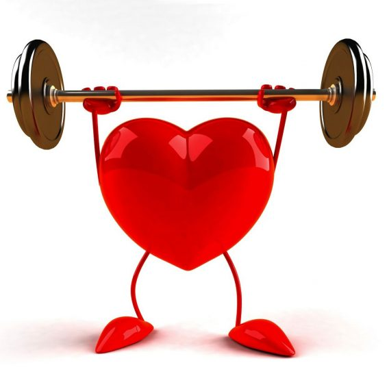 Simple exercises to improve your heart strength