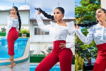 Mercy Eke talks about her controversial endorsement deal