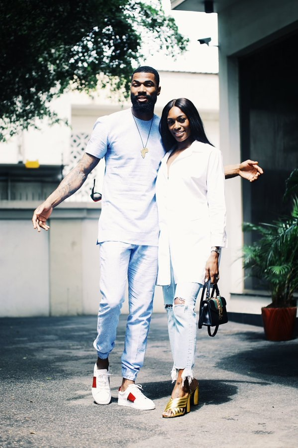 Mike Edwards: 'I thought I couldn't conceive'- Wife of BBNaija star reveals