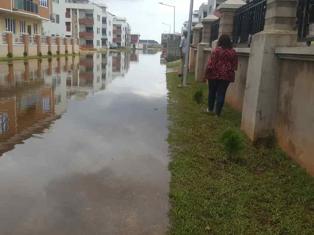 Flooded Estate: Citiview Residents Decry Propertymart's nonchalance