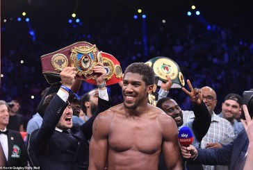 Anthony Joshua: Daddy Freeze says Nigerians don't deserve Heavyweight champion
