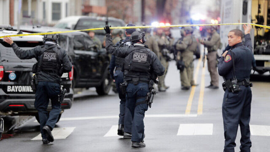 Shooting in kosher market in New Jersey leaves multiple dead, wounded