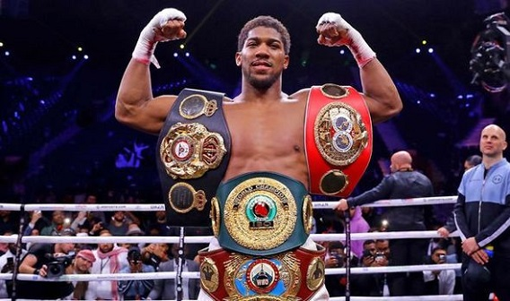 Anthony Joshua set to take on Kubrat Pulev in next bout, Nigeria touted as venue