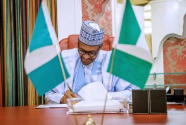 Buhari signs N10.8trn revised 2020 budget, directs release of 50% of capital expenditure