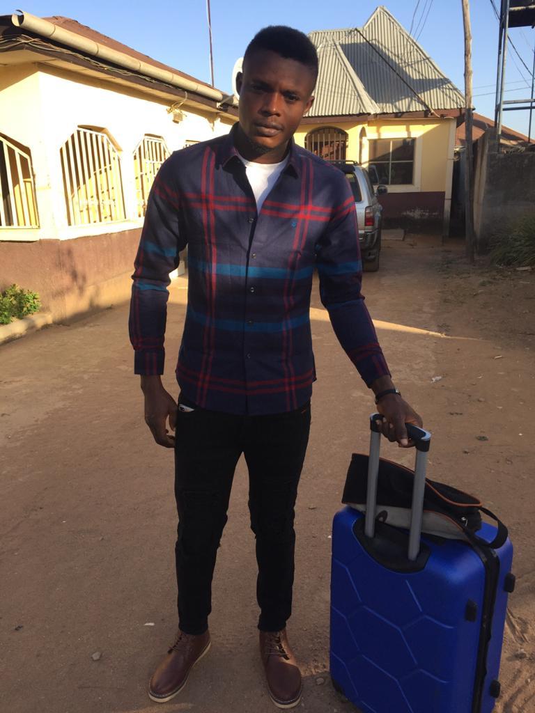 Konga Travel unveils Babatunde, professional footballer, as first winner of Rolls Royce promo