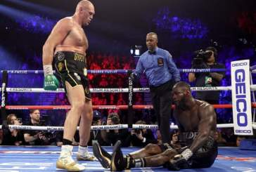 BREAKING: Tyson Fury dethrones Wilder