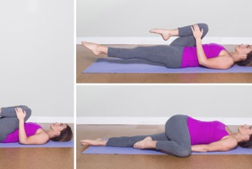 Yoga poses to relieve constipation