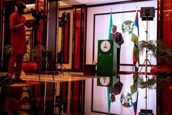 COVID-19: President Buhari declares 14-day curfew on Lagos, Ogun, Abuja