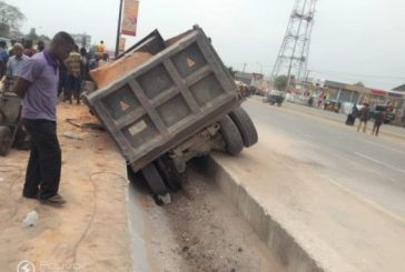 Road accident: Truck kills pedestrian in Onitsha