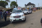 Bank robbery: 3 alleged culprits set ablaze in failed heist