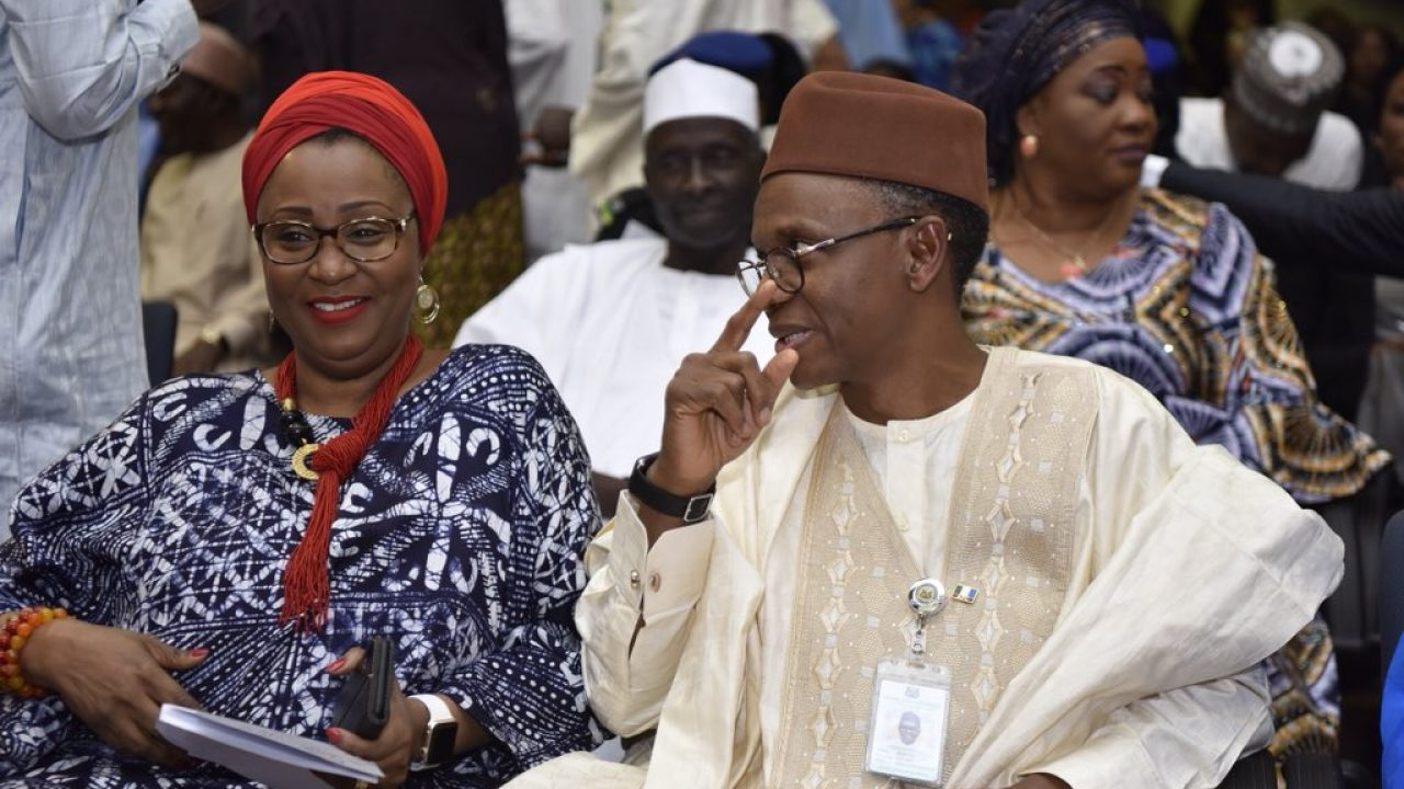 Hadiza: Nigerians bash Kaduna Governor, El-Rufai's wife for paying no heed to killings in Southern Kaduna