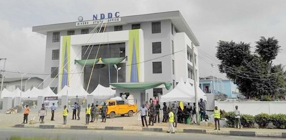 NDDC shuts down Port-Harcourt headquarters due to COVID-19 scare