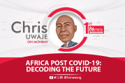 Africa post COVID-19: Decoding the future - Chris Uwaje