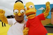 The Simpsons ends white actors voicing characters of colour