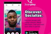 Dating App, 2CanPlay makes debut in Nigeria