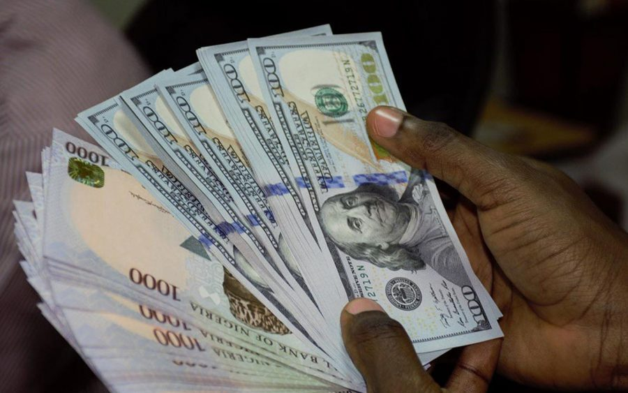 Naira falls to another 3-year low at black market as forex liquidity still remains scarce