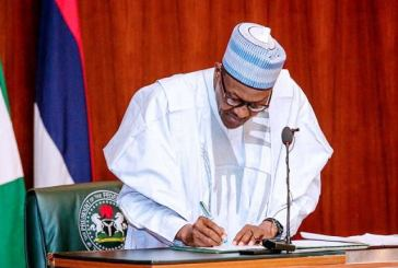 Buhari signs amended Companies Allied Matters bill in order to aid businesses