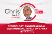 Technology: Another global meltdown and impact on Africa? - Chris Uwaje