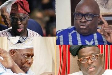 Kashamu: Fayose blasts Obasanjo over mockery of death of Senator
