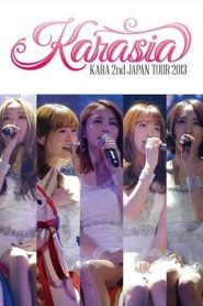 KARA 2nd JAPAN TOUR 2013 KARASIA