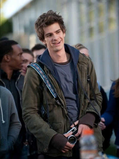 Modish Men: Peter Parker of The Amazing Spiderman  (1/4)