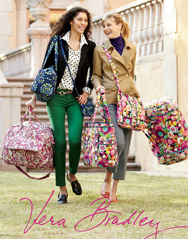 Vera Bradley: Fall/Winter 2012/2013 Collection (1/2)
