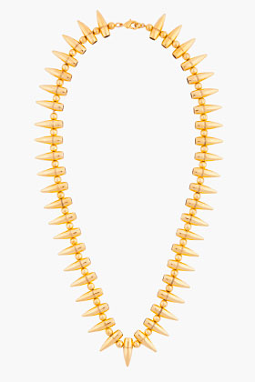 Fall Trend #9: Bullet Necklaces  (1/6)