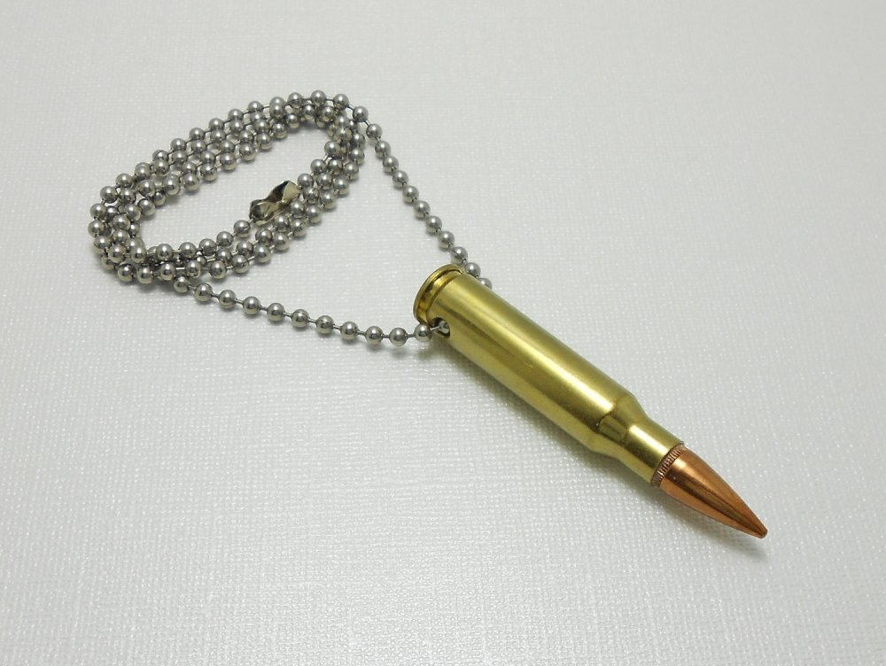 Fall Trend #9: Bullet Necklaces  (2/6)