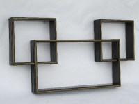 60s vintage mod cubes modular shadow box shelves for retro ...
