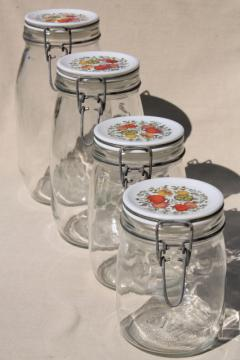 kitchen canisters ceramic home depot faucets delta retro