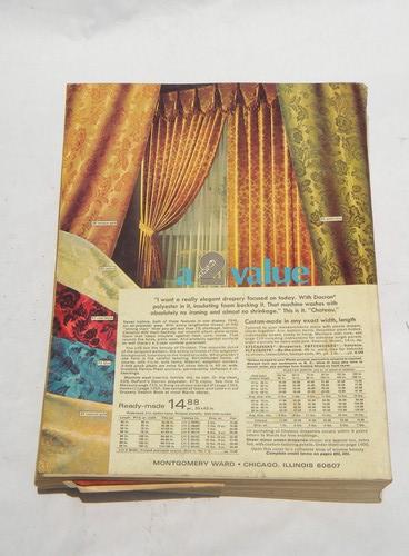 Retro 1970s Montgomery Wards 1972 FallWinter catalog