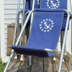 Boat Chairs Folding Deck Rocking Chair Cane Seat Repair Wide