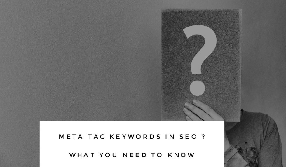 Meta Tag Keywords in SEO – All you Need to Know