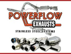 powerflow exhausts norwich