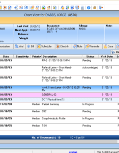 Emr charting multi specialty electronic health record st providers choice also ganda fullring rh