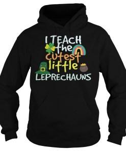 I Teach Cutest Little Leprechauns Shirt