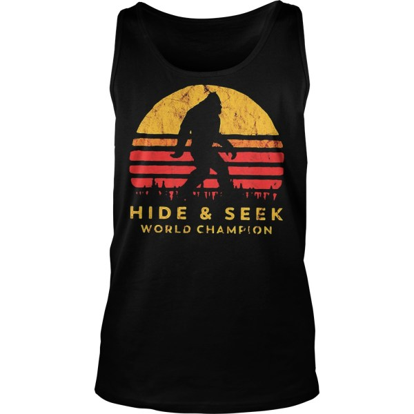 caeb59a2 Hide And Seek Champion Tank Top - Year of Clean Water