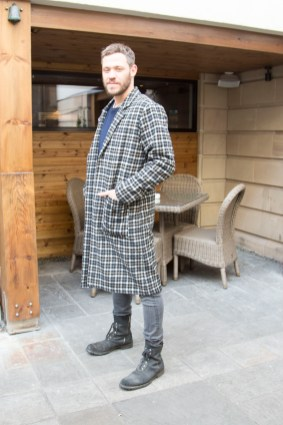 Will Young in Scotland 7
