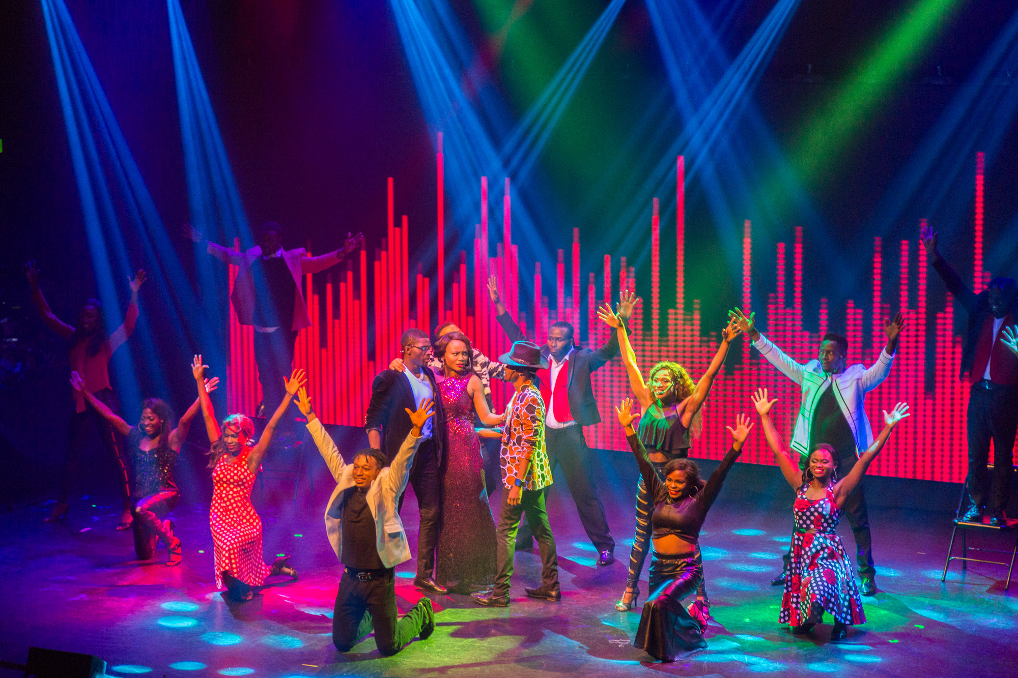 Wakaa The Musical @ The Shaw Theatre London
