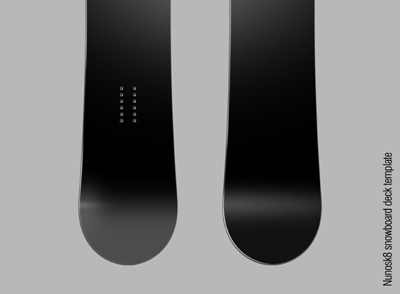 snowboard_deck_template