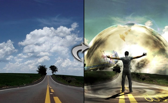 mental-wave-photo-effect-montage-photoshop-tutorial