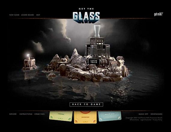 gettheglass-3d-flash-inspiration-webdesign