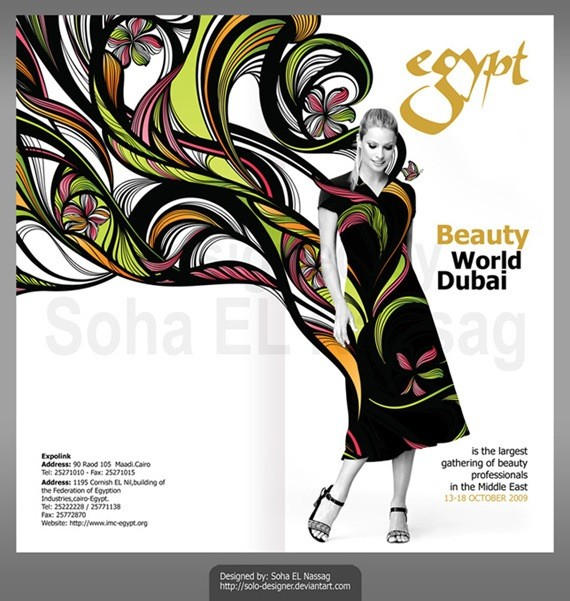Beauty World Flyer