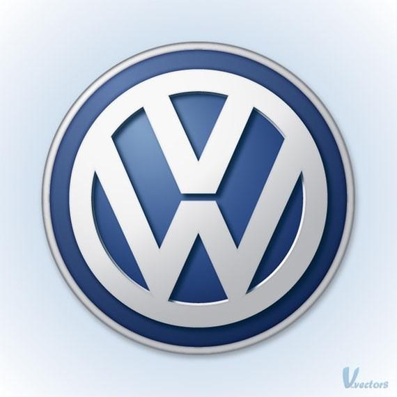 Create the Volkswagen logo